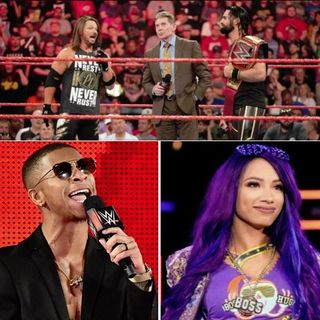 Wild Cards in WWE and Wrestling Recap