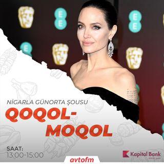 Angelina Jolie-nin ən sevdiyi yeməklər | Qoqol-moqol #10