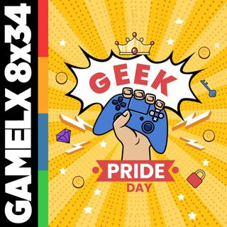 GX 8x34 - Orgullo Friki