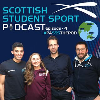 Episode 4 | #PASSSTHEPOD with Mark Beaumont