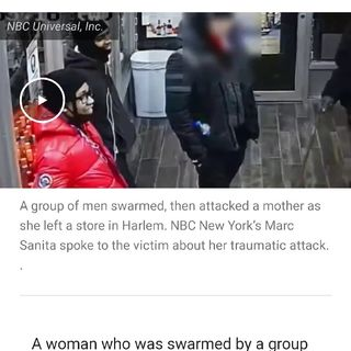 Episode 58 - A Black Woman In Harlem Getting Attacked In Liquor StoreEbony Rose