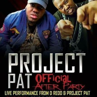Live From The BlockStar/Project Pat After Party