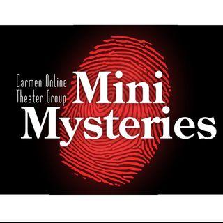 Mini Mystery ~ The Case of the Attic Suicide