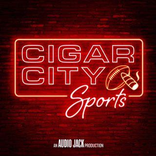 Cigar City Sports Podcast Episode 13