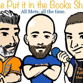The Put it in the Books Show! S2 E29 - Pete Takes the Record