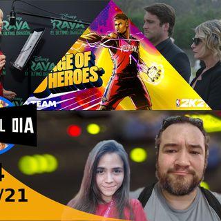Hermana Furia | Carlos Hof | Ponte al día 394 (22/02/21)