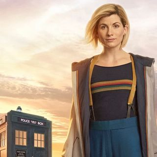 N.Y.N.E.R. (Not Your Normal Entertainemt Review) Is Doctor Who losing its Edge?