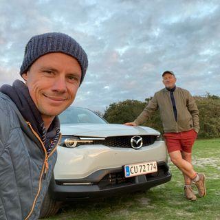 GENIAL Mazda MX-30 elbil men med irriterende mangler – Med Anders Berner fra Bilbasen