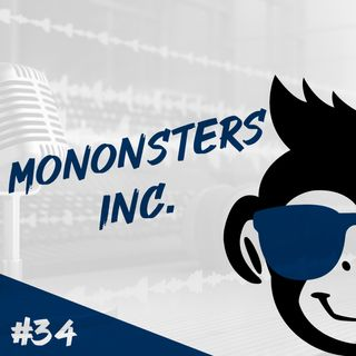 Episodio 34 - Mononsters Inc.
