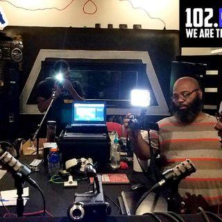Burn'Em & The OG In The Morning 8-12-2020 Ft. Shaun Love On UpTown Radio Via 102.5 FM The Pulse