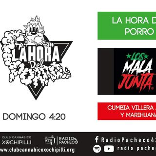 """""""Los Mala Junta"""" La Hora del Porro Prog 16"""