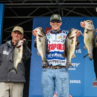 A Conversation with Bassmaster Elite Rookie Patric Walters
