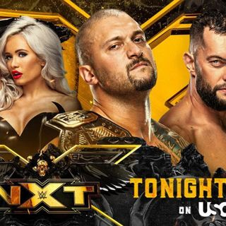 WWE NXT Review: Kross Retains Against Balor via Ref Stoppage