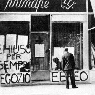 80 anni dalle leggi razziali