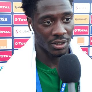 24-25 July - Nigeria's Ola Aina on the difference family makes, the EPL climax and a Gambian legend