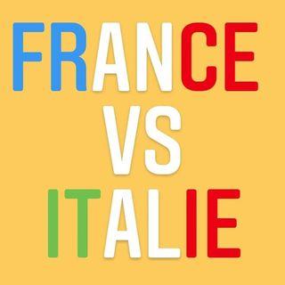 #Grasse France vs. Italie