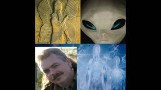 Contact with Anunnaki ET Messengers  Seeing the Spirit World with Derrick Whiteskycloud