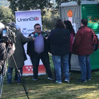 Entrevista a UnionGC sobre protesta servicio Galapagar