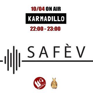 SAFÈV Mag: una rivista online per la musica di Ferrara e dintorni - Karmadillo - s02e25 -