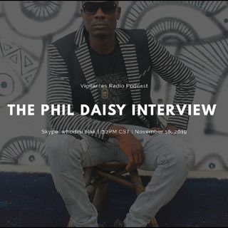 The Phil Daisy Interview.