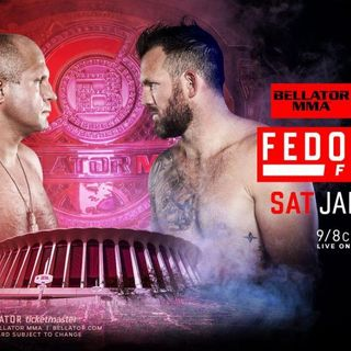 TVPT X-TRA: Fedor vs Bader (Live Commentary)