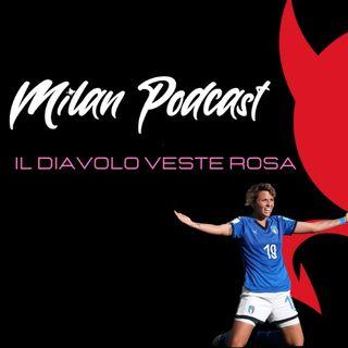 Il Diavolo veste Rosa | Sampdoria vs Milan 0 - 1 | Adami, incornata d'oro