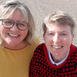 6. s. e. påske. Pernille Plesner Troldborg i samtale med Charlotte Locht