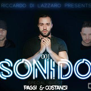SONIDO 001 - Special Guest Paggi & Costanzi