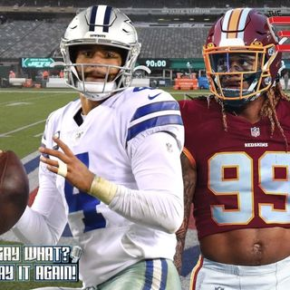 Say What - Say It Again - NFC East Division, Top Five QBs