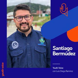3 - Santiago Bermúdez