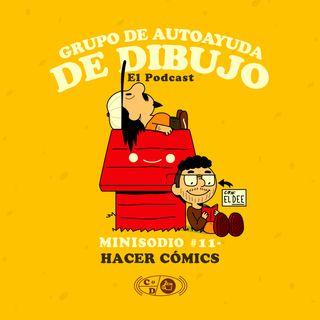 MINIsodio 11 - Hacer cómics (con el DEE)