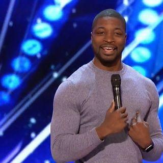 Comedian Preacher Lawson from America's Got Talent