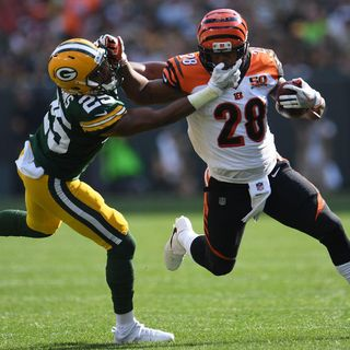 Locked on Bengals - 9/25/17 The good, the bad and the ugly from Sunday's loss