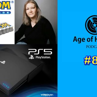 Capcom Home Arcade, Sony PS5 and Amy Hennig   Age of Heroes #81