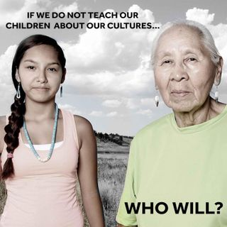 If we do not teach our children about our cultures, who will?