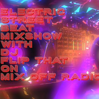 Electric Street Beat MixShow 11/9/20 (Live DJ Mix)
