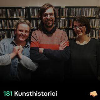 SNACK 181 Kunsthistorici