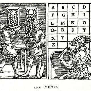 12. La potenza eversiva dell'alfabeto