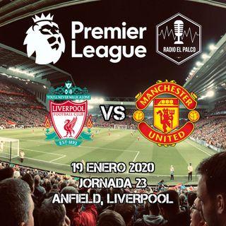 Liverpool vs Manchester United en VIVO