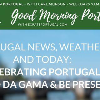 Celebrating Portuguese wine and produce: Vinho Da Gama and Be Present