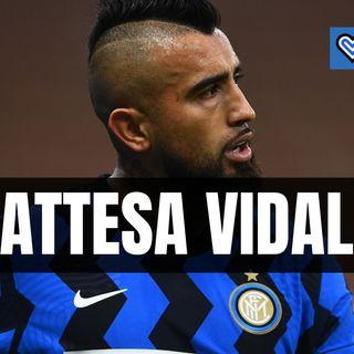 Inter, infortunio Vidal: ultime sui tempi di recupero