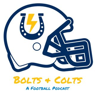 Bolts and Colts - AFC Wild Card Playoff Pregame