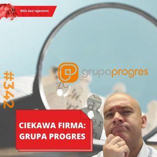 #342 Ciekawa Firma - Grupa Progres