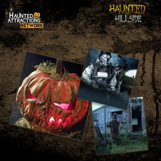 Haunted Hillside on The Haunt Tour!