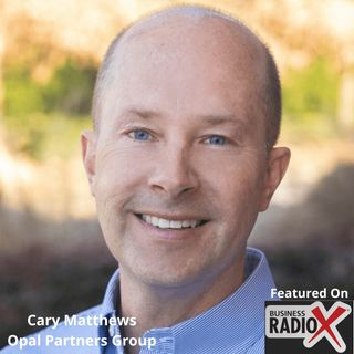 """""""How a Fractional Chief Operating Officer Helps Businesses,"""" with Cary Matthews, Opal Partners Group"""