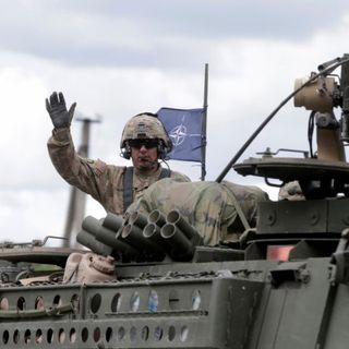 Cold War radio - CWR#403 Why Do We Need NATO ?