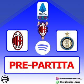 PRE PARTITA | MILAN-INTER