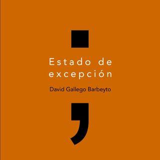 Sherezade con David Gallego, en estado de Excepción
