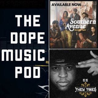 THE DOPE MUSIC POD Vol. 22: Hip Hop, Blues, & Reggae Covers