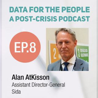 Alan AtKisson - Assistant Director at the Swedish International Development Cooperation Agency